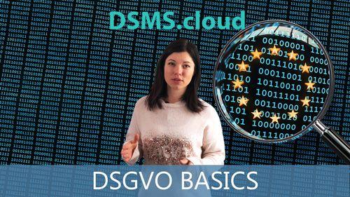 DSMS.cloud Video zu den Basics